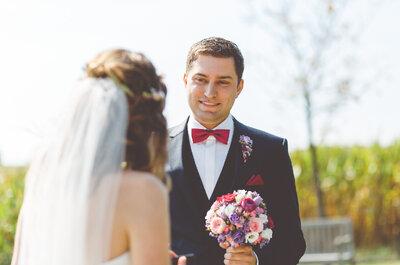 Jouez et gagnez votre noeud papillon personnalisé pour votre mariage!