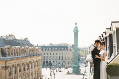 Park Hyatt Paris Vendôme : un écrin de luxe en plein coeur de la Ville Lumière