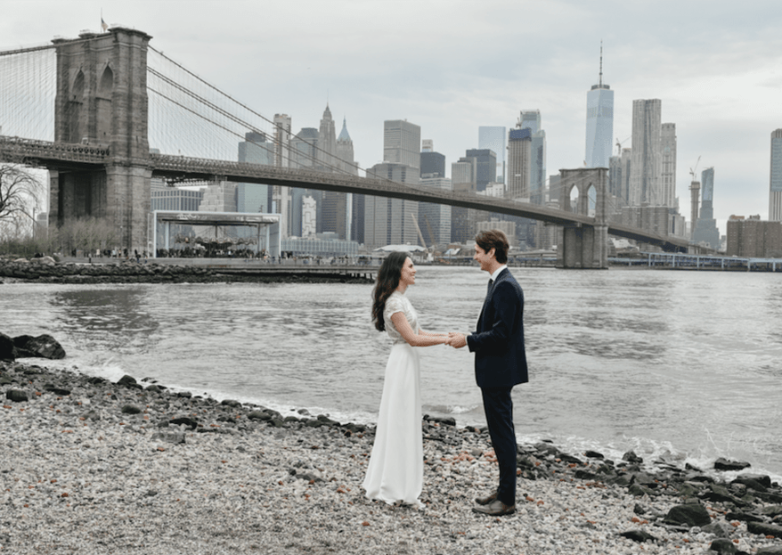 Getting married in New York as an Italian couple: Oggi Sposi a New York helps you with the organization!