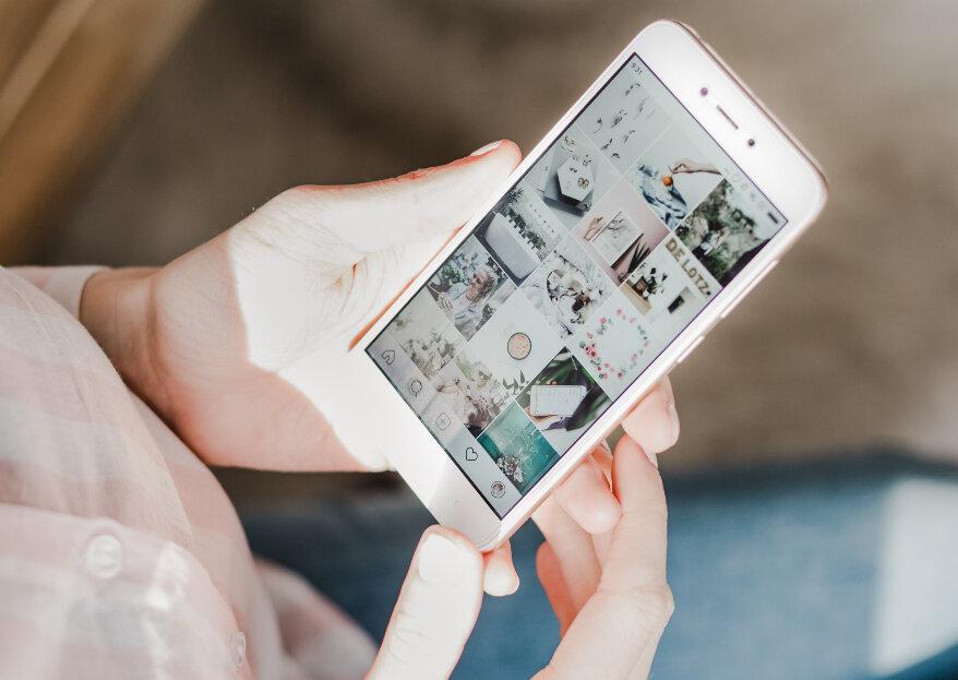 5 coisas que não deve partilhar nas redes sociais antes do seu casamento