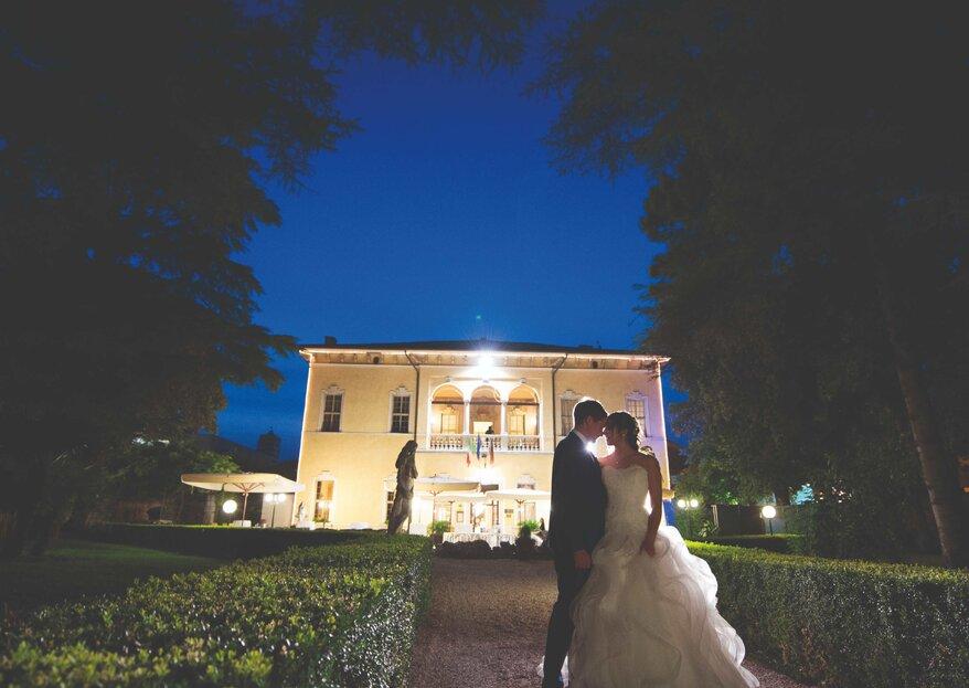 Villa Quaranta Tommasi Wine Hotel & SPA, le vostre nozze in una cornice del '600, in perfetto equilibrio tra natura e tradizioni culturali