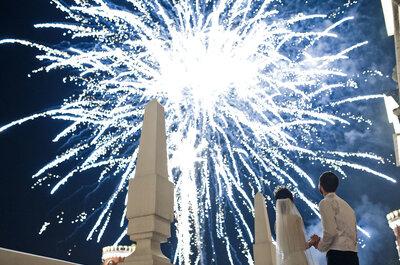 Волшебная свадьба Маи и Павла в настоящем дворце!