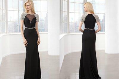 Robes de soirée Eleni Elias : une silhouette glamour et féminine