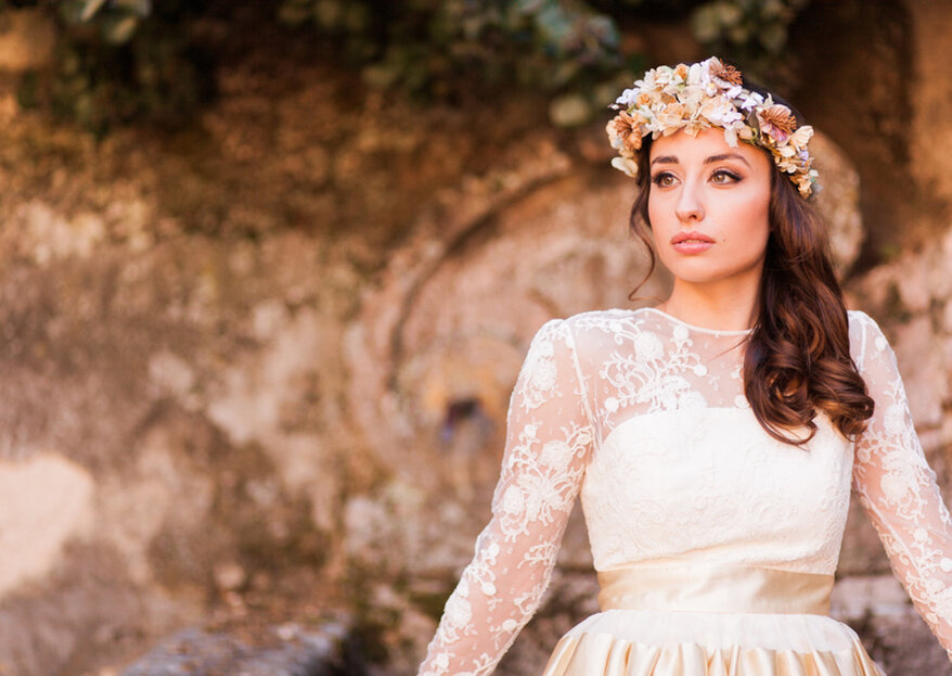Cómo elegir el vestido de novia en 5 pasos