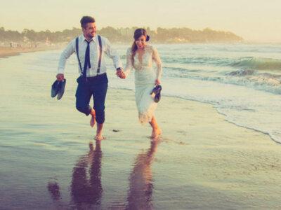 Evelyn y Miguel, ¡una vida y boda de sorpresas!
