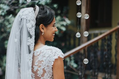 Empatia, confiança e amizade com o fotógrafo garantem fotos de casamento cheias de emoção!