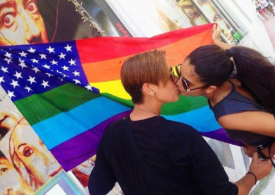 10 parejas de famosos homosexuales que son todo un orgullo