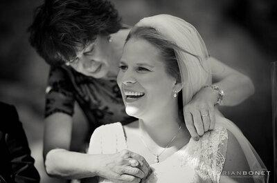 El discreto encanto de las perlas en tu atuendo de novia