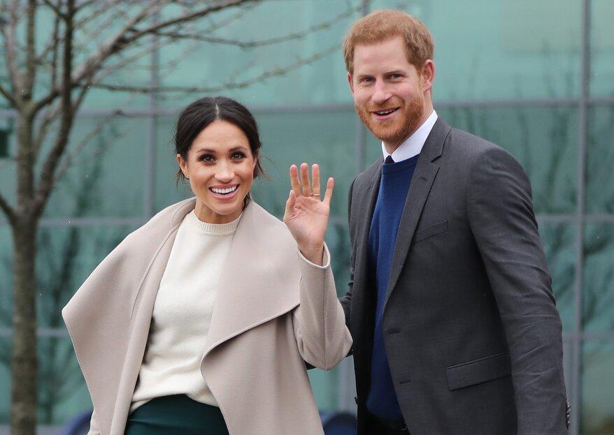¡Ponte al día!: todo sobre la boda entre el Príncipe Harry y Meghan Markle