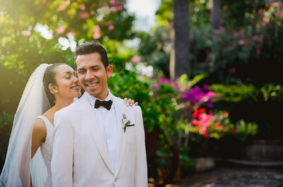 Me gusta brillar en ti: La boda de Renata y Ernesto