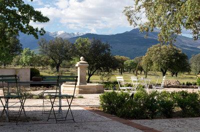 Celebra tu boda en un maravilloso hotel rural abulense y comparte tu felicidad