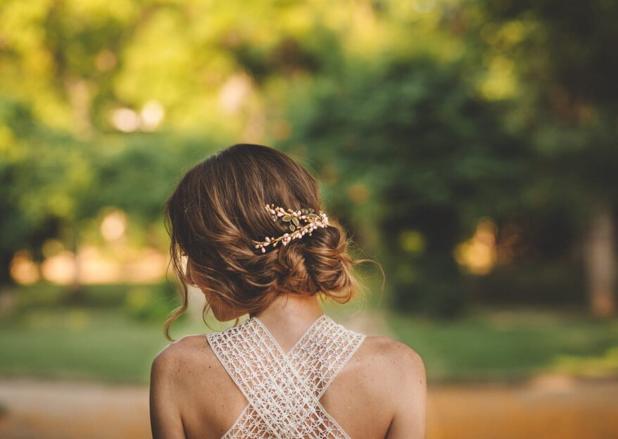 Supertocadas, el complemento perfecto para novias e invitadas atrevidas