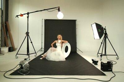 Brautkleider Kollektion 2013 von Lambert Créations - Legere und retro-schicke Brautkleider