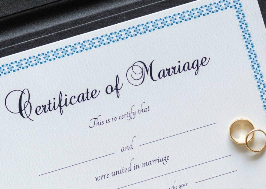 Internationale Hochzeit: Welche Dokumente Sie benötigen, wenn Sie einen Ausländer heiraten