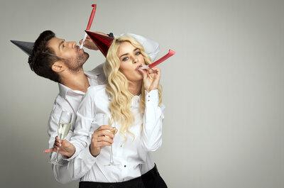 Eheglück: Mit diesen Neujahrsvorsätzen sorgen Sie in 2015 für eine harmonische Ehe!