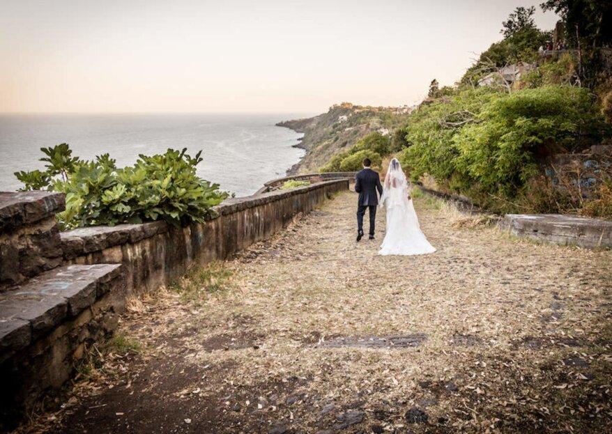 Prima, durante e dopo le nozze: ricorda ogni fase importante con un servizio fotografico dedicato di Salvo Scalia