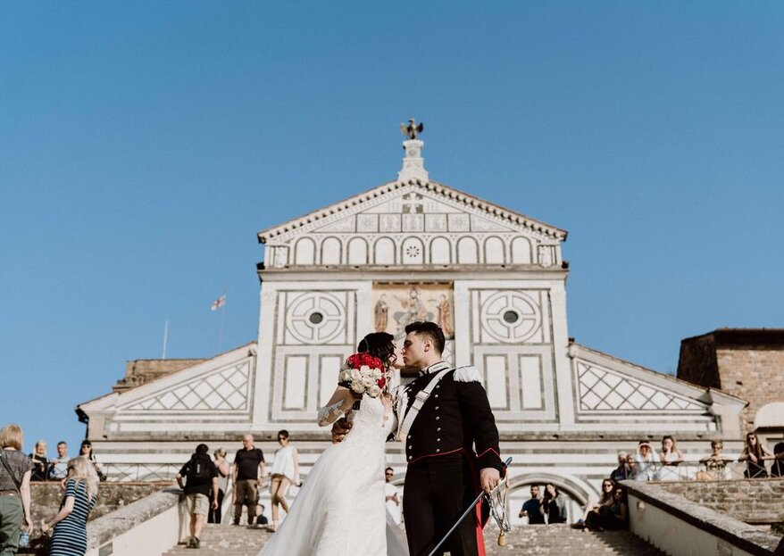 The 2020 Destination Wedding Planning Guide: Top Photographers in Italy