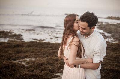 ¿Recién comprometido? Las 9 cosas que se vendrán a tu cabeza cuando inicies la planeación de tu boda