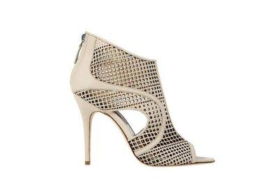 Tacones de ensueño: Zapatos para novia 2014 de Monique Lhuillier