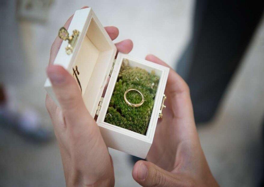 Innamorarsi di uno scatto, questo il segreto per scegliere il tuo fotografo di nozze