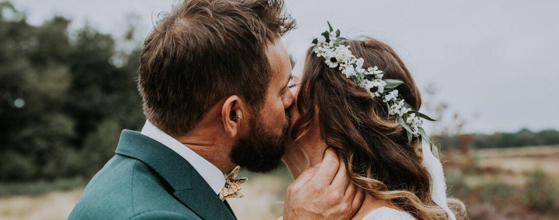 De prachtige Bohemian Wedding van Jan en Hadassah!