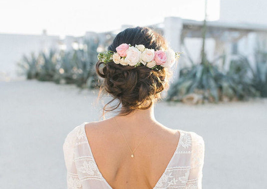 Il look da sposa più in voga quest'anno grazie alle professioniste del beauty