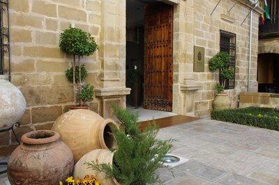 Los 11 mejores lugares para celebrar una boda en Jaén