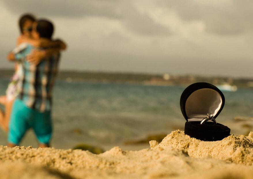 6 grandes ideas sobre lugares para pedir matrimonio... y una que desaconsejamos