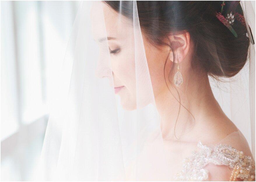 Tips voor het kiezen van de accessoires die je draagt op de trouwdag!