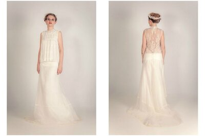 Discover the most exciting bridal gowns promised to us for 2015