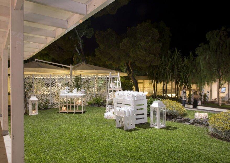 Ristorazione di classe e servizio di alta qualità: le tue nozze a Villa Balke