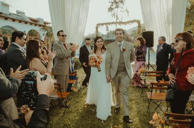Originales ideas para decorar el arco en tu boda de otoño, ¡cuatro propuestas que te enamorarán!