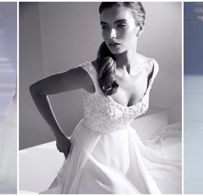 35d6e3412c 30 vestidos de novia para embarazadas  ¡luce tripita!