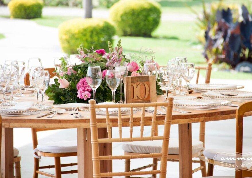 Claves para elegir a los proveedores de tu boda