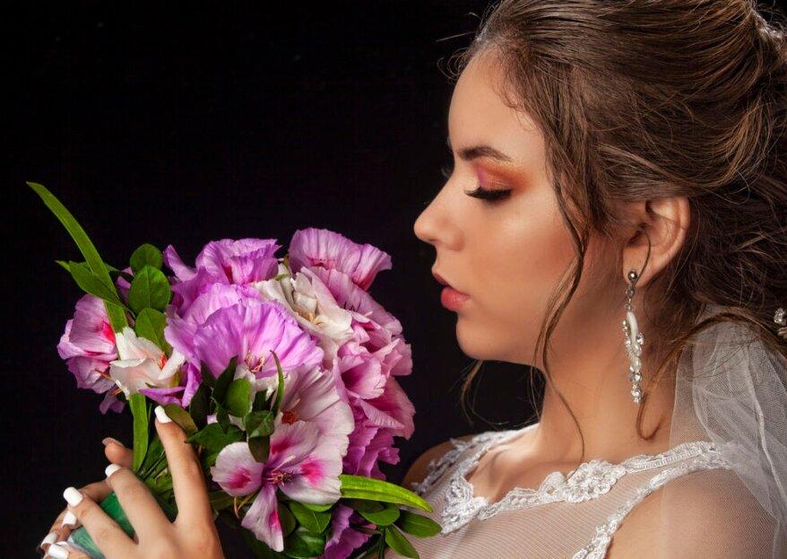 Mara maquillaje y peinado: siéntete tú misma el día de tu boda y luce espectacular
