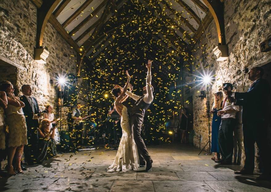 Свадебный танец: советы и вдохновение