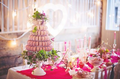 Wedding Cake: 7 alternative alla classica torta nuziale