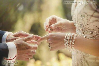 Fedi nuziali per sposi di nuova generazione: 13 alternative in stile millennial