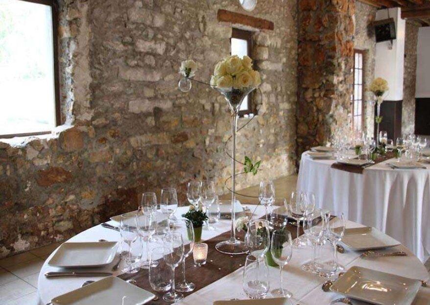 Le Domaine d'Arvigny et Pro'G Traiteur : une prestation clé en main pour rendre votre mariage exceptionnel