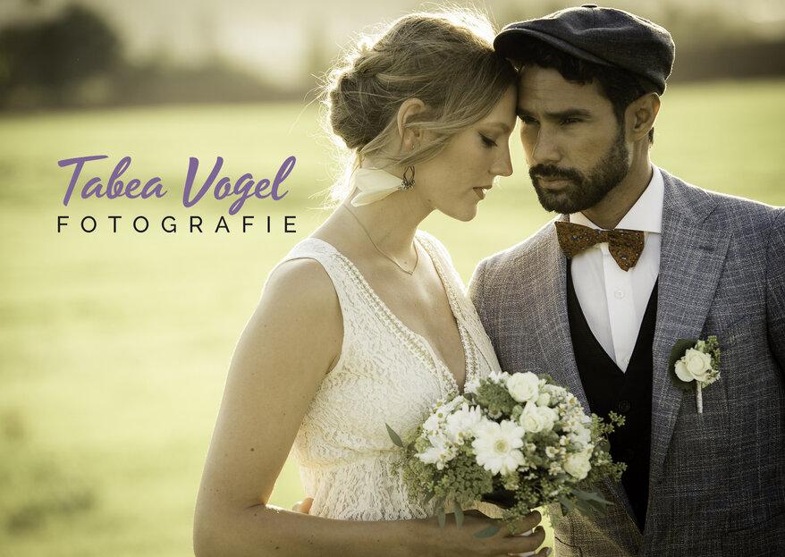 Wohlfühlen beim Shooting: Bei Hochzeiten sorgt Tabea Vogel Fotografie für die richtige Stimmung