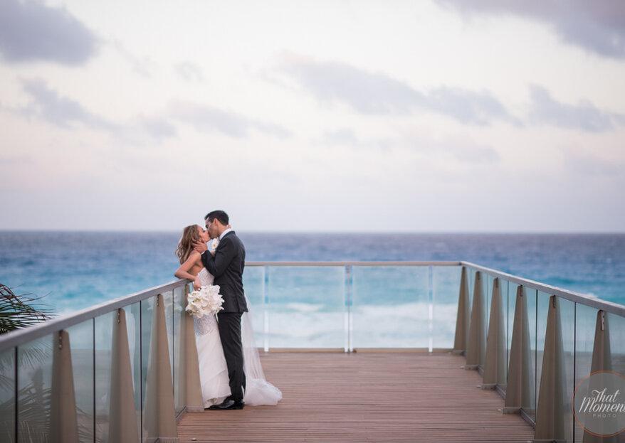 Glamour en su máxima expresión: la boda de Aushkon y Hediedh