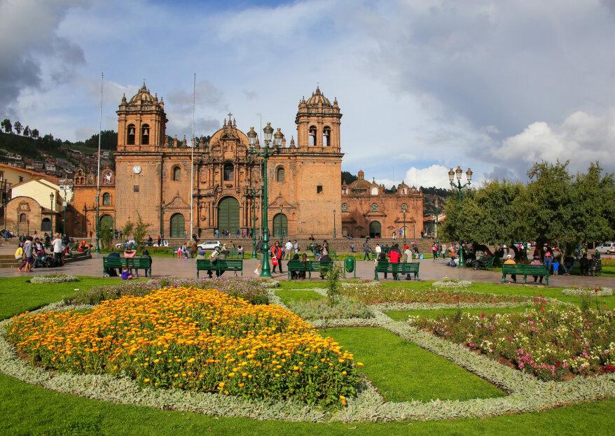 12 preciosas iglesias para casarse en el Cusco. ¡Lo mejor de la capital Inca!