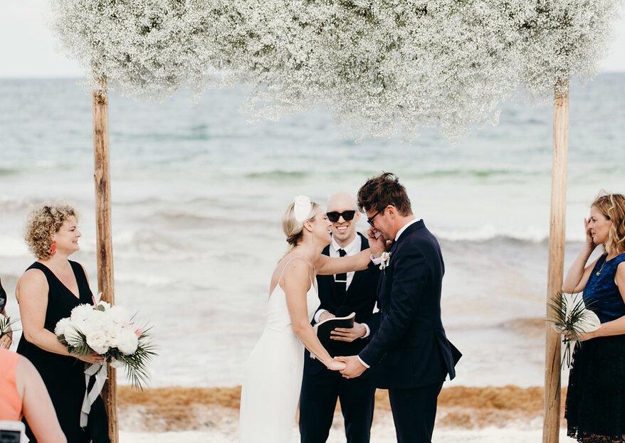 Cómo organizar una boda civil ¡los 5 consejos que estabas esperando!