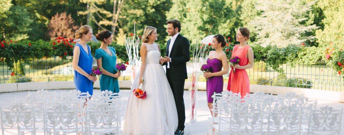Trianon Palace Versailles : un cadre royal pour un mariage inoubliable