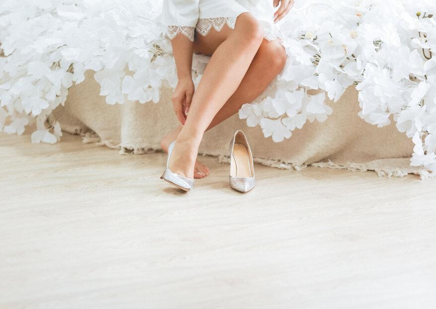 Las mejores tiendas de zapatos para novias en Santiago de Chile
