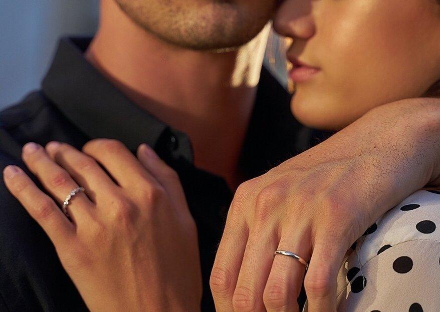 Les mariés doivent-ils porter les mêmes alliances ?