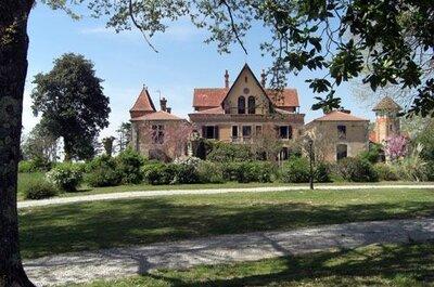 Un domaine au cœur du sud-ouest : le Château du Prada et son cadre verdoyant