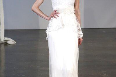 Suknie ślubne na 2014 rok od marki Marchesa
