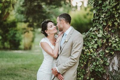 Laure et Jesse : un mariage franco-canadien au coeur de l'Occitanie