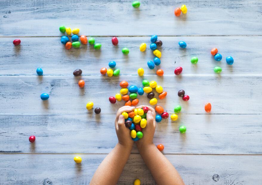 ¿Cómo decorar la mesa de los niños en un matrimonio? ¡Grandes ideas para una ambientación infantil!